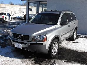 Image of Used 2005 Volvo XC90 T6