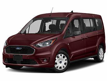 2020 Ford Transit Connect XLT en venta en Tyler, TX Image 1