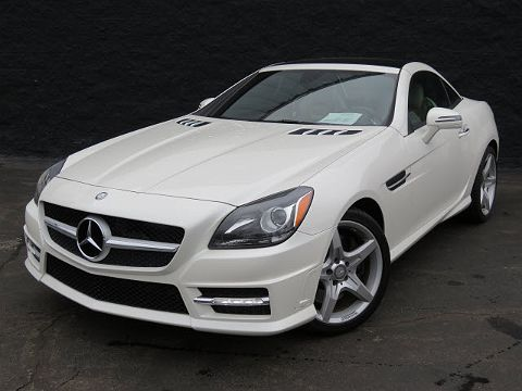 Image of Used 2015 Mercedes-Benz SLK-class 250
