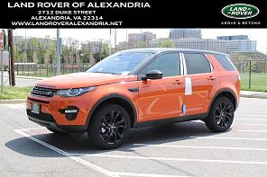 Image of New 2017 Land Rover Discovery Sport HSE