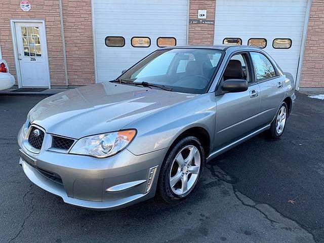 2007 Subaru Impreza 2.5i