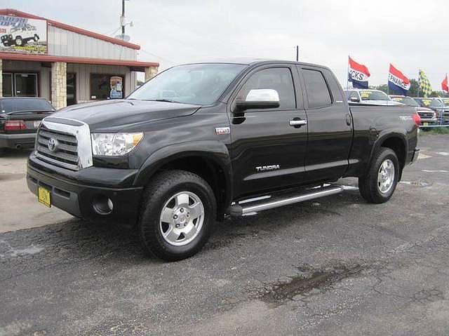 2008 Toyota Tundra Limited Edition