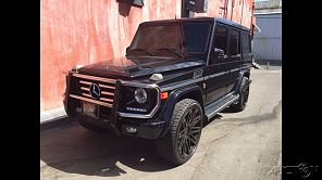 Image of Used 2013 Mercedes-Benz G-class G 550
