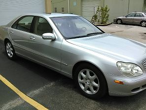 Image of Used 2003 Mercedes-Benz S-class S 430