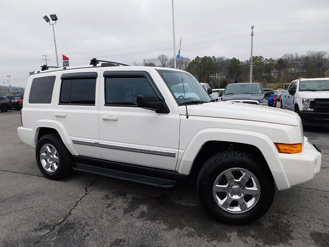 2007 Jeep Commander Limited Edition