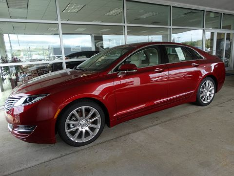 Image of Used 2015 Lincoln MKZ