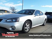 Image of Used 2004 Pontiac Grand Prix GT