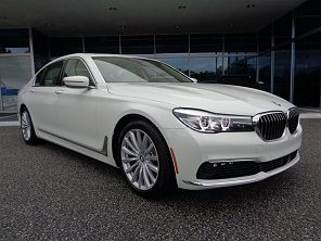 Image of New 2017 BMW 7-series 740i
