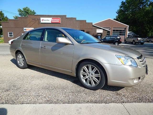 2007 Toyota Avalon Limited Edition