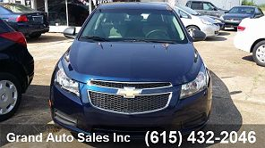 Image of Used 2011 Chevrolet Cruze LS