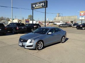 Image of Used 2013 Cadillac ATS Luxury