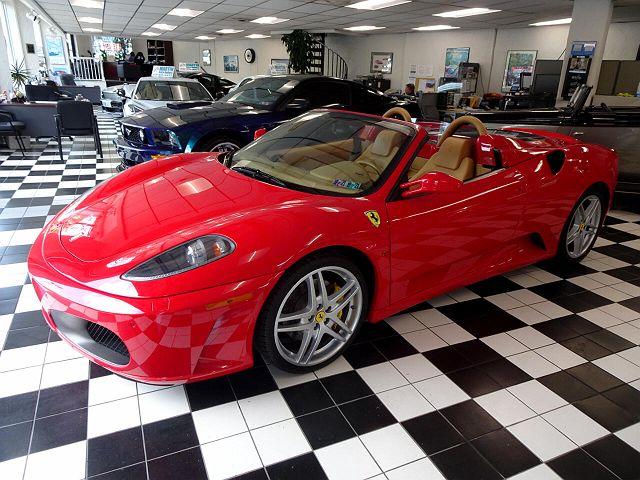 2007 Ferrari F430 Spider