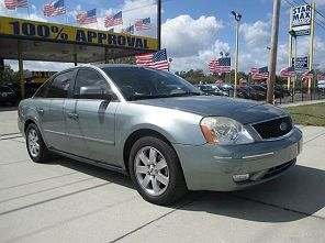 Image of Used 2005 Ford Five Hundred SEL