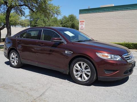 Image of Used 2012 Ford Taurus SEL