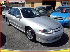 Image of Used 2004 Chevrolet Cavalier LS Sport