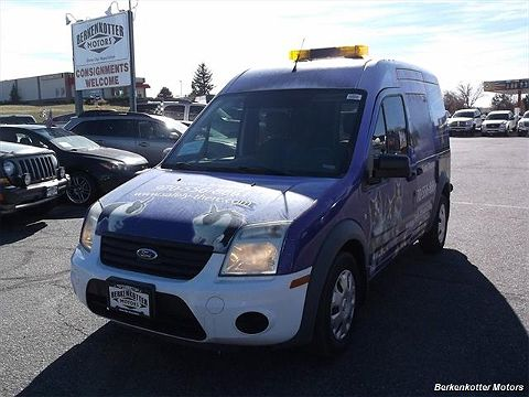 Image of Used 2010 Ford Transit Connect XLT
