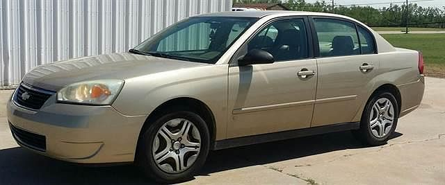 2007 Chevrolet Malibu LS 1FL