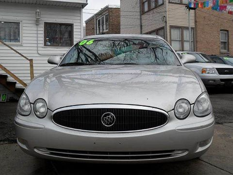 Image of Used 2006 Buick LaCrosse CX