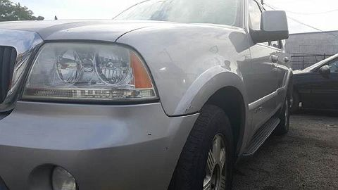 Image of Used 2003 Lincoln Aviator Premium