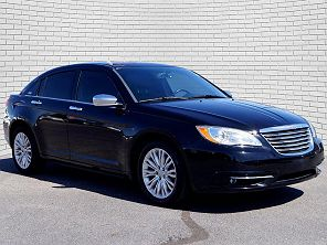 Image of Used 2011 Chrysler 200 Limited