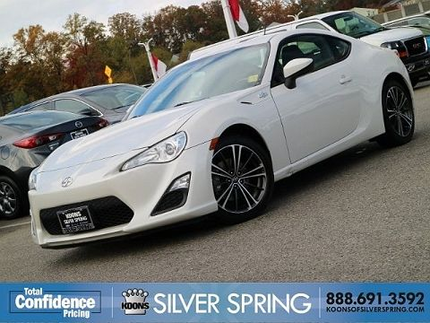 Image of Used 2013 Scion FR-S