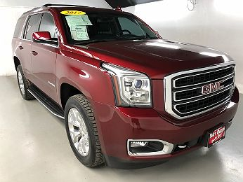 2017 GMC Yukon SLT en venta en Edinburg, TX Image
