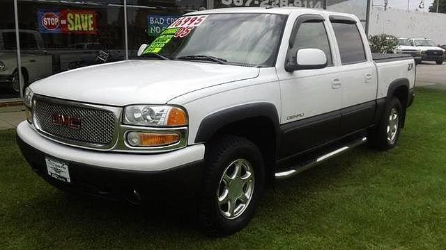 2005 GMC Sierra 1500 Denali