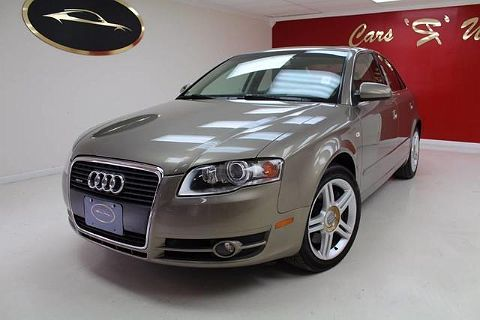 Image of Used 2006 Audi A4