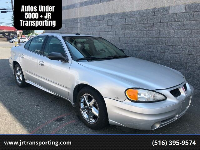 2003 Pontiac Grand Am SE SE2
