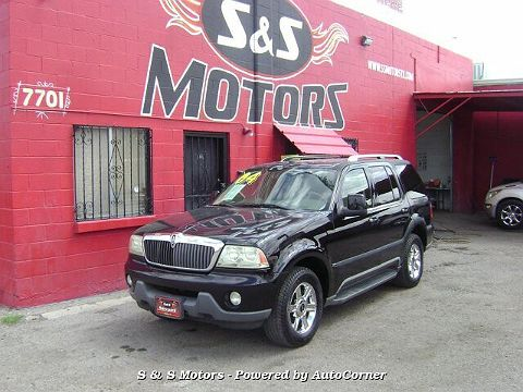 Image of Used 2004 Lincoln Aviator