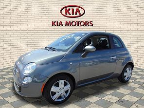 Image of Used 2012 Fiat 500 Pop