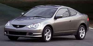 Image of Used 2002 Acura RSX