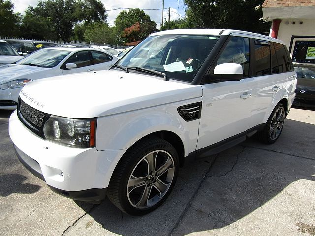 2013 Land Rover Range Rover Sport HSE Limited Edition