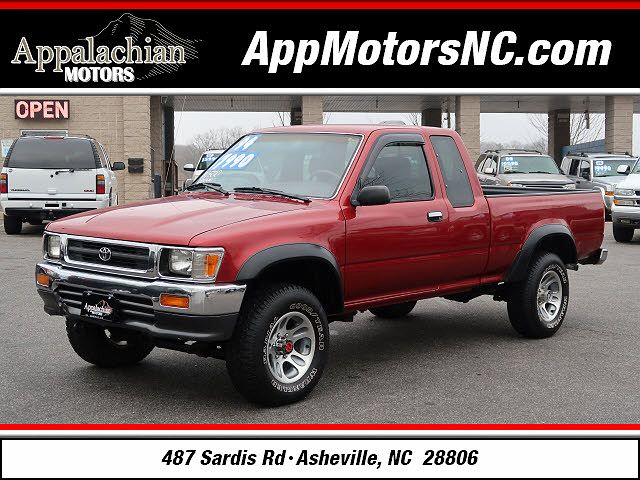 1994 Toyota Pickup DX