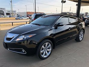 Image of Used 2010 Acura ZDX Technology