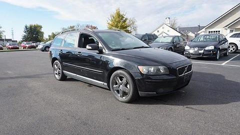 Image of Used 2007 Volvo V50 T5