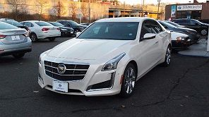 Image of Used 2014 Cadillac CTS Premium