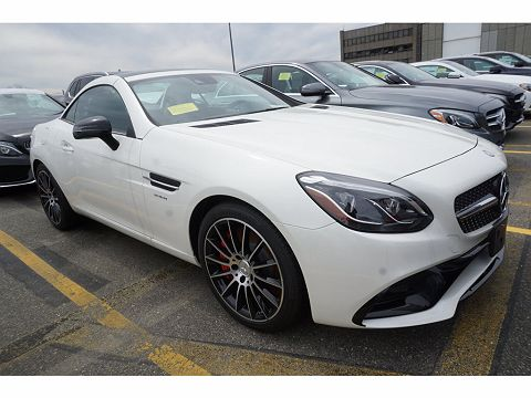 Image of New 2017 Mercedes-AMG SLC43 43 AMG