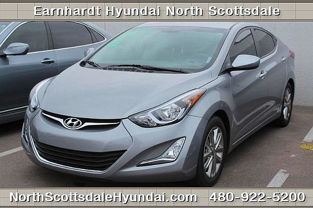 2015 Hyundai Elantra Limited Edition
