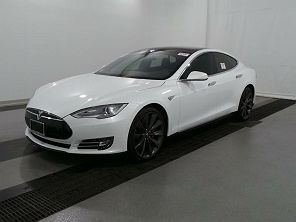 Image of Used 2015 Tesla Model S 85D