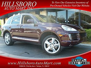 Image of Used 2008 Porsche Cayenne S