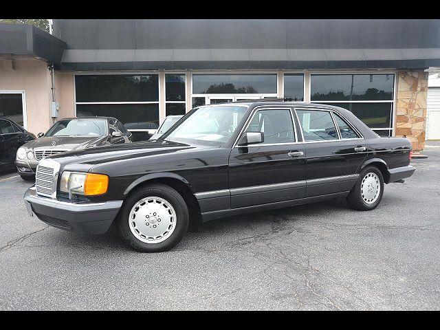 1991 Mercedes-Benz 560 SEL