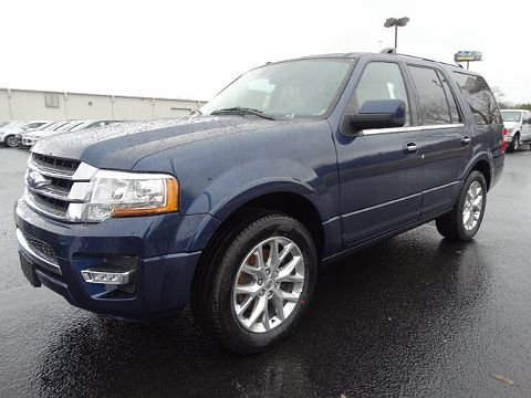 Image of New 2016 Ford Expedition / Expedition Max Limited