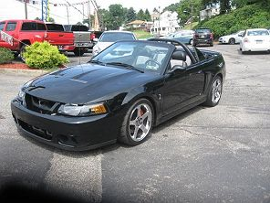 Image of Used 2003 Ford Mustang Cobra