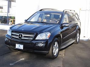 Image of Used 2008 Mercedes-Benz GL-class GL 450