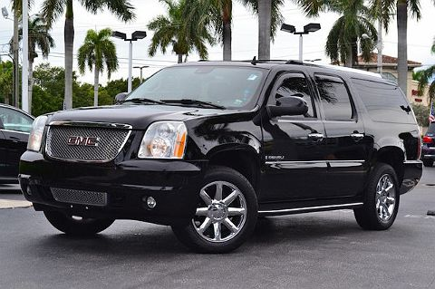 Image of Used 2007 GMC Yukon / Yukon XL 1500