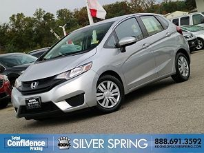 Image of Used 2016 Honda Fit LX