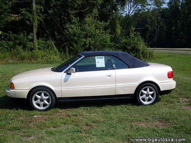 1998 Audi Cabriolet