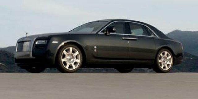 2014 Rolls-Royce Ghost