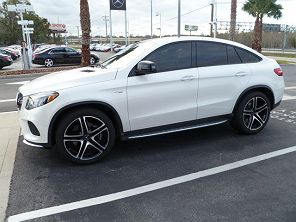 Image of Used 2017 Mercedes-AMG GLE43 Coupe 4Matic / GLE63 S Coupe 4Matic 43 AMG